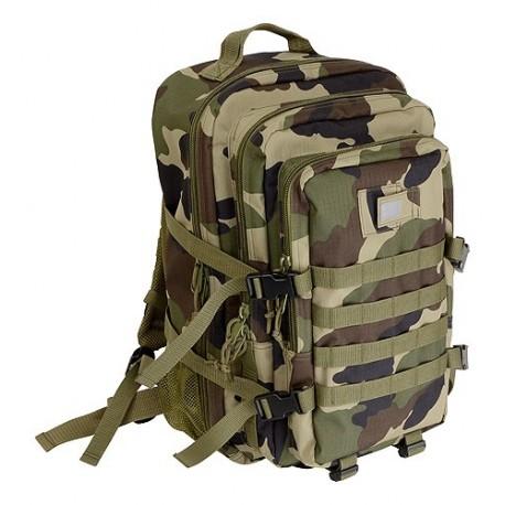 Sas à Dos Multi-Compartiments Camouflage CE Cityguard 2763 - Equipement militaire bagagerie quaerius