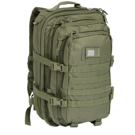 Sas à Dos Multi-Compartiments Vert Kaki Cityguard 2763 - Equipement militaire bagagerie quaerius