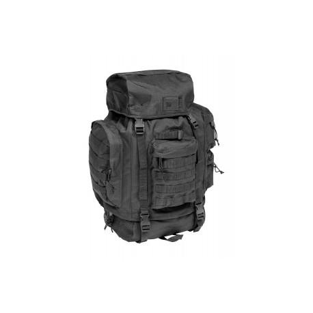 Sac à Dos ELITE 65L Noir Cityguard 2738 - Equipement militaire bagagerie quaerius