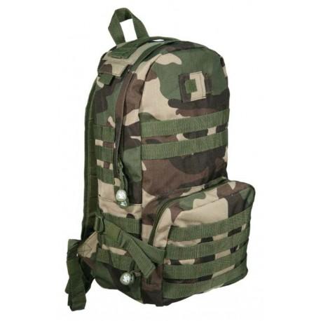 Sac à Dos ELITE Cityguard Camouflage CE 2713 - Equipement militaire bagagerie quaerius