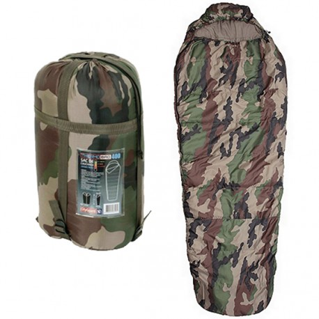Sac de Couchage Grand Froid THERMOBAG 400 Cityguard 2762 - Equipement militaire sac de couchage quaerius