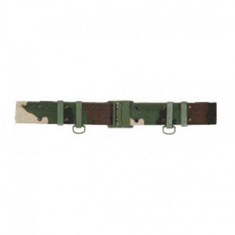 Ceinturon Famas Polyester & Coton Camouflage CE Cityguard - Equipement militaire ceinturon quaerius