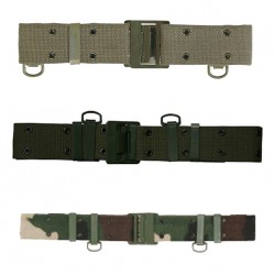 Ceinturon Famas Polyester & Coton Cityguard - Equipement militaire ceinturon quaerius