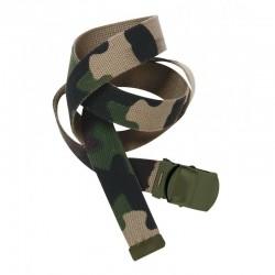 Ceinture Toile Camouflage CE Cityguard 2703 - Equipement militaire ceinture quaerius