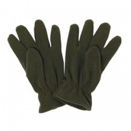 Gants Polaire Kaki Cityguard 2811 - Equipement militaire gants polaire quaerius