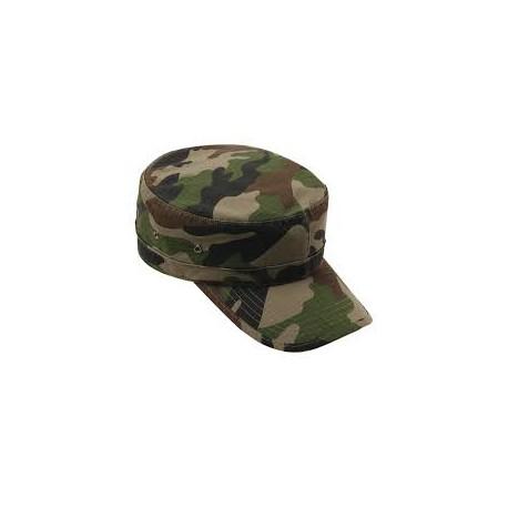 Casquette US Coton Ripstop Cityguard 3441 3443 - Equipement militiaire casquette quaerius