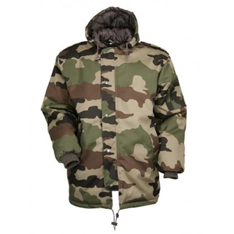 Parka Dubon Camouflage Cityguard 1327 - Equipement militaire parka quaerius