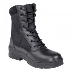 Chaussures Rangers Megatech Start Noir Cityguard 1757 - Equipement militaire rangers quaerius