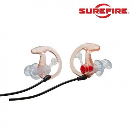 Bouchons Anti-Bruit EP3 Sonic Defenders Surfire SF-EP3 - Equipement militiare protection auditive quaerius