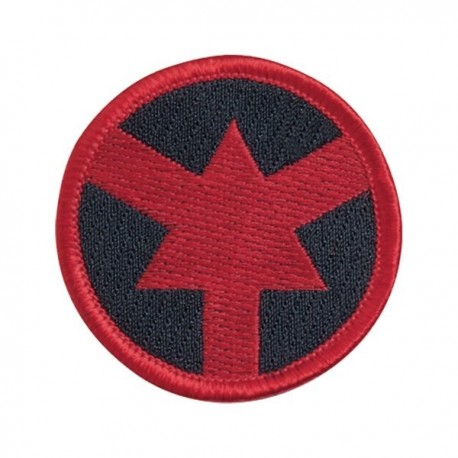 "Morale Patch Red Arrow ""Certified Officer"" - Morale patch ASP - Equipement militaire securite surete patch sac quaerius"