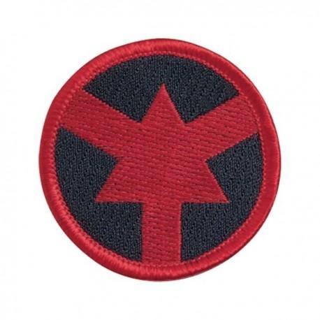 "Morale Patch Red Arrow ""Certified Officer"" - Morale patch ASP - Equipement militaire securite surete patch sac quaerius"