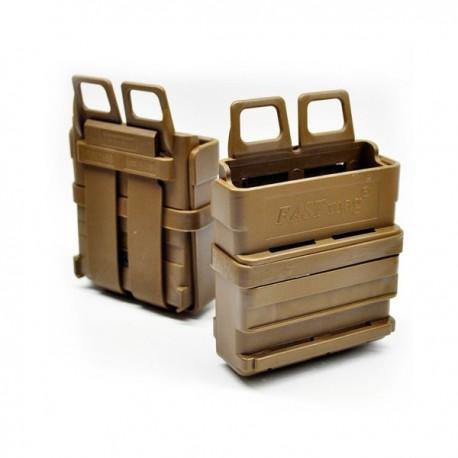 Porte-chargeur FastMag™ Heavy - porte chargeur 7.62 minimi - equipement militaire securite quaerius