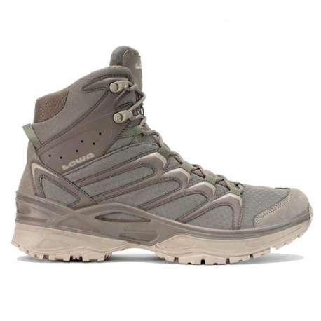 Chaussure Innox MID TF Beige Coyote - Chaussure Militaire LOWA - Equipements Militaire Quaerius