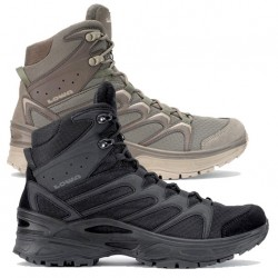 Chaussure Innox MID TF - Chaussure Militaire LOWA - Equipements Militaire Quaerius