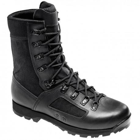 Chaussure Elite Jungle Noir - Chaussure Militaire Lowa - Equipements Militaire Chaussures Quaerius