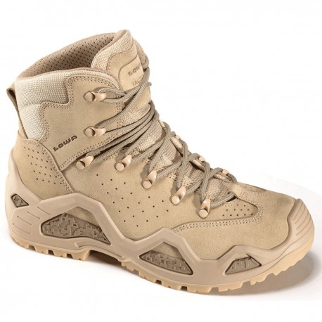 Chaussure Z6S Désert - Chaussure Militaire Lowa - Equipements Militaire Chaussures Quaerius