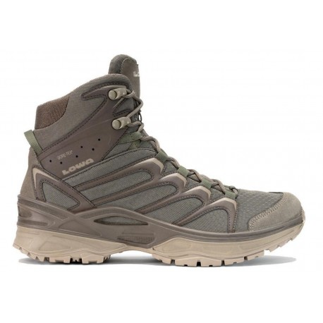 Chaussure Innox GTX MID TF - Chaussure Militaire Lowa - Equipements Militaire Chaussures Quaerius