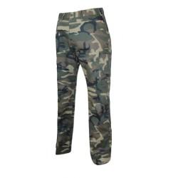 Pantalon de Treillis Camouflage CE LMA 1496 - Equipement militaire pantalon tactique quaerius