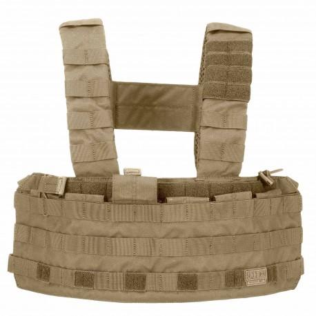 Gilet de combat Tactec 5.11 Tactical - Equipements Militaire Harnais de combat Quaerius