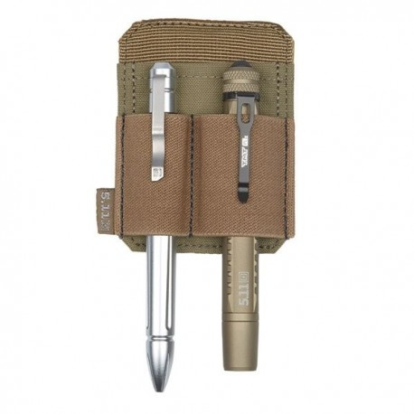 Patch Pochette Light-Write 5.11Tactical - Equipements Militaire Patch Stylo Quaerius