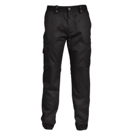 Pantalon Action Agent de Sécurité Noir - Vêtement Sécurité privée Quaerius