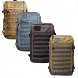 Sac à Dos Rapide Quad Zip Pack 5.11 Tactical - Equipement militaire sac à dos militaire Quaerius