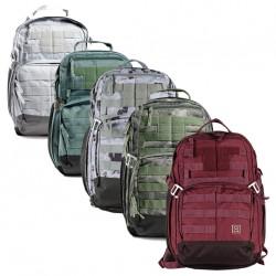 Le sac à dos Mira de 5.11 Tactical est un sac à dos équipé d'une poche / sac à main détachable et pouvant se porter par bandoulière.