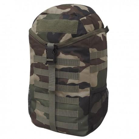 Sac à Dos Camouflage CE avec ouverture rapide 35L - Equipement militaire sac à dos tactique camouflage quaerius