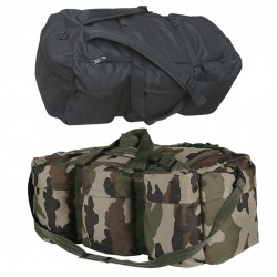 Sac Commando Otan 100L DCA France - Equipement militaire sac de transport tactique quaerius
