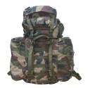 Sac à dos Intervention Camouflage CE 100L (sur-sac inclus)