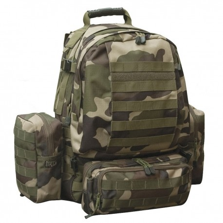 Sac à Dos Militiare Tactical DCA France - Equipement militaire sac à dos tactique quaerius