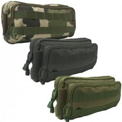 Pochette Horizontale Opex 30*18 (comptabile molle) DCA France - Equipement militaire poche sac à dos quaerius