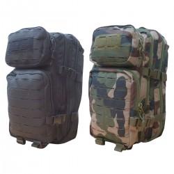 Sac à Dos Assault Pack molle 22L DCA France - Equipement militaire sac à dos militaire tactique quaerius