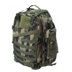 Sac à Dos de Combat Pack XT Camouflage CE 40L DCA France - Equipement militaire sac à dos tactique camouflage quaerius