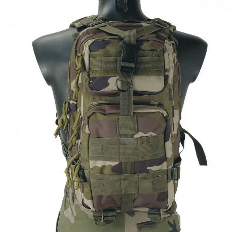 Sac à Dos Sniper 25L DCA France - Equipement militaire sac à dos sniper quaerius