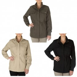 Veste Taclite M65 femme 5.11Tactical - Equipement militaire veste m65 armée française Quaerius