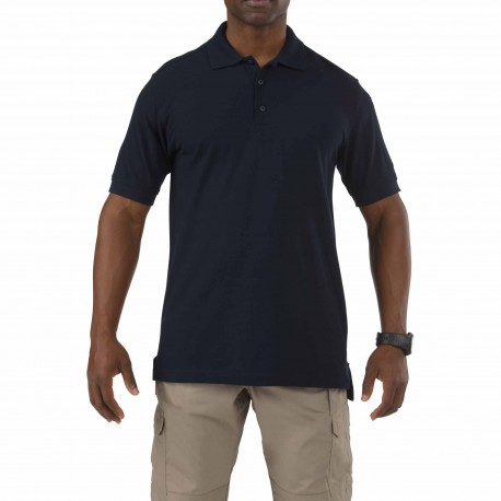 Polo Utility Homme 5.11Tactical - Equipements Militaire polo technique Quaerius