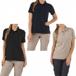 Polo Utility Femme 5.11 Tactical - Equipements Militaire polo technique tactique Quaerius
