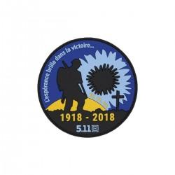 Patch Centenaire 1918-2018