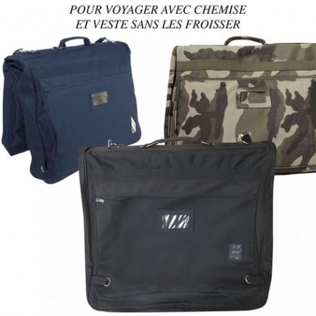 HOUSSE DE VOYAGE DCA France - Equipement militaire valise Quaerius