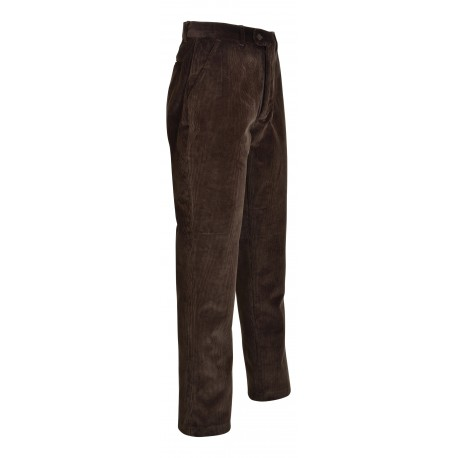Pantalon Velours Country Percussion - Equipement chasse pantalon Quaerius