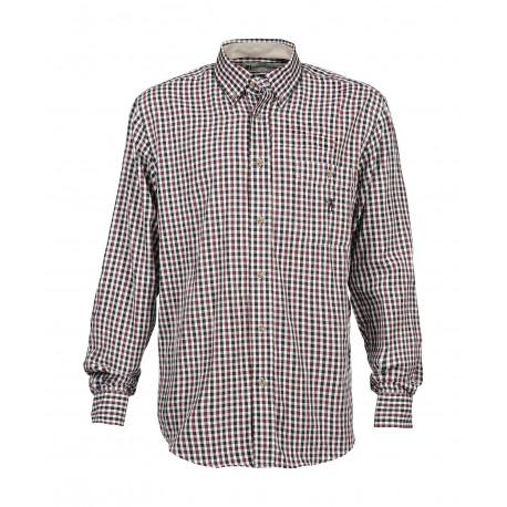 Chemise chasse Normandie Percussion - Equipement chasse chemise Quaerius