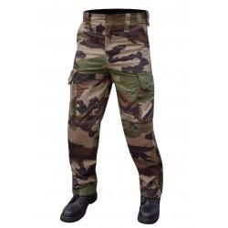 Le pantalon guerilla Opex® est en polycoton ripstop vous offrant ainsi une grandesolidité notamment face aux déchirures. En Autre avantage de cepantalon militaire, le tissu déperlant empêche l'humidité de traverser en cas de pluies fines.