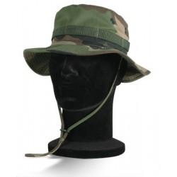 CHAPEAU JUNGLE PATROL DCA FRANCE - Equipement militaire Habillement Quaerius