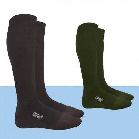 Chaussettes Coolmax DCA FRANCE - Equipement militaire chaussettes armée de terre française Quaerius