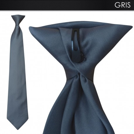 Cravate à Clip DCA FRANCE - Tenue Agent de sécurité cravate sécurité privée Quaerius