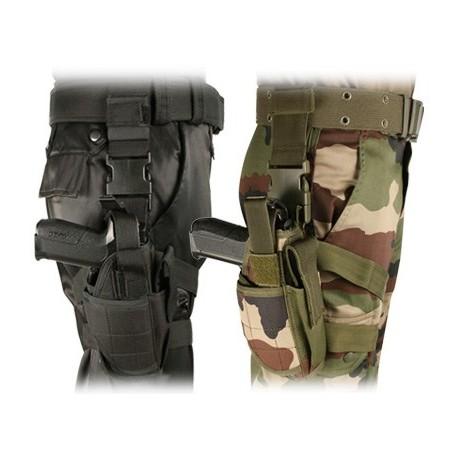 HOLSTER TACTICAL DE CUISSE DCA FRANCE - Equipement militaire Armurerie Quaerius