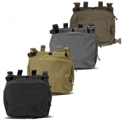 Poche 2 Banger 5.11 Tactical - Equipement bagagerie tactique poche Quaerius