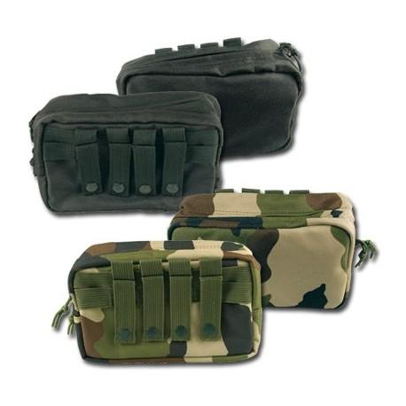 Pochette Utilitaire MOLLE DCA France - Equipement militaire Bagagerie Quaerius