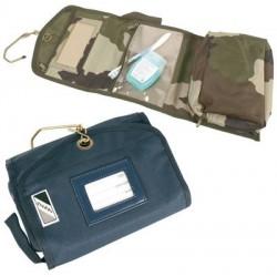 TROUSSE DE TOILETTE STC DCA FRANCE - Equipement militaire Bagagerie Quaerius